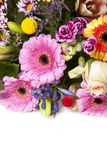 Colorful bouquet of flowers Royalty Free Stock Photography