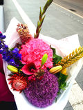 A colorful bouquet Royalty Free Stock Photo