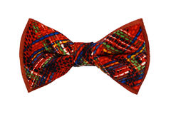 Colorful bow tie Stock Photos
