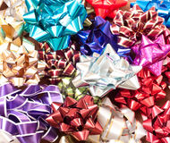 Colorful Bows Royalty Free Stock Photo