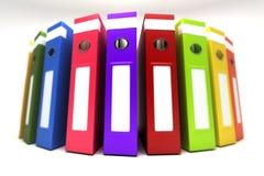 Colorful Box Folder Royalty Free Stock Photos
