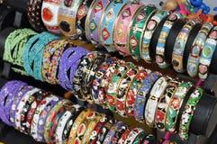 Colorful bracelet Royalty Free Stock Image