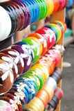 Colorful bracelet Stock Photos