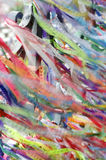 Colorful Brazilian Wish Ribbons Salvador Bahia Brazil Royalty Free Stock Image