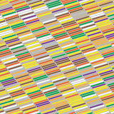 Colorful brick vector. Vector illustration eps10 Stock Photography