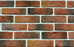 Colorful brick wall background. Beautiful vintage image colorful brick wall background Stock Image