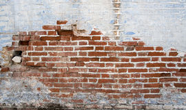 Colorful brick wall background Royalty Free Stock Image