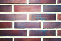 Colorful brick wall texture background Stock Photos