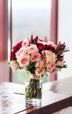 Colorful bridal bouquet Royalty Free Stock Photography