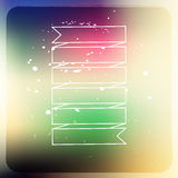 Colorful bright blurred background Royalty Free Stock Photos