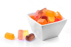 Colorful bright candy  Stock Photography
