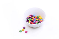 Colorful bright candy Royalty Free Stock Photo