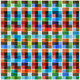 Colorful bright cubes background Royalty Free Stock Photo