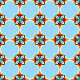 Colorful, bright seamless pattern Royalty Free Stock Photo