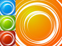 Colorful bright spirally background. Spiral, vortex background s Royalty Free Stock Image