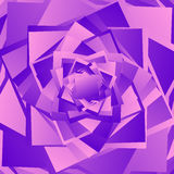 Colorful bright texture-pattern with overlapping squares. Backgr royalty free illustration