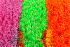 Colorful brooms Royalty Free Stock Photos