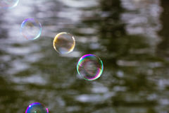 Colorful Bubble Royalty Free Stock Photo