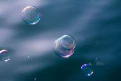 Colorful Bubble Royalty Free Stock Images