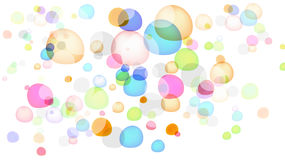 Free Colorful Bubbles Stock Image - 16243911