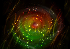 Colorful Bubbles Royalty Free Stock Photo