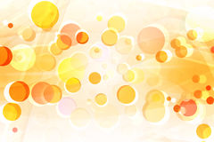 Colorful Bubles Abstract Background Royalty Free Stock Images