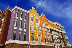 Colorful building Stock Photos