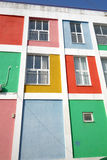 Colorful building Royalty Free Stock Photos