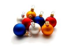 Colorful bulbs Stock Photos