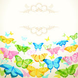 Butterfly design Stock Photos