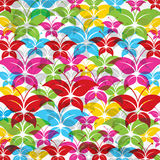 Colorful butterfly background Royalty Free Stock Photography