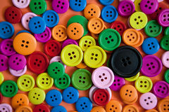 Colorful Buttons Royalty Free Stock Images