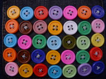 Free Colorful Buttons Royalty Free Stock Images - 8534269