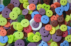 Colorful buttons Royalty Free Stock Photos