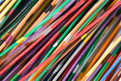 Colorful Cable Royalty Free Stock Photos