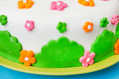 Colorful cake Royalty Free Stock Images