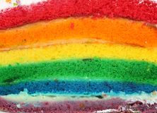 Colorful cake Royalty Free Stock Photos
