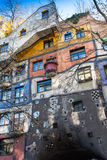 Colorful Caminito street in the La Boca neighborhood of Buenos Aires Stock Image