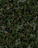 Colorful camouflage Royalty Free Stock Image