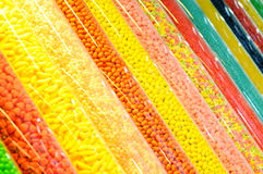Colorful candies. A lot of colorful candies for background Royalty Free Stock Image