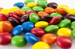 Free Colorful Candies Royalty Free Stock Photos - 45675068
