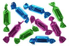 Free Colorful Candies Royalty Free Stock Photo - 7473375