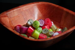 Colorful candies Royalty Free Stock Photography