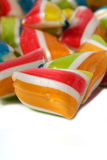 Colorful candies close-up Stock Photo