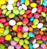 Colorful candies closeup Royalty Free Stock Photography