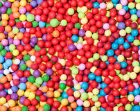 Colorful candies dragee as background Royalty Free Stock Image