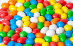 Colorful candies. Selective focus Stock Images
