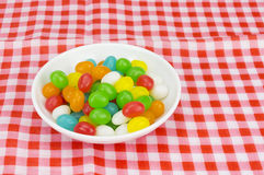 Colorful candies. With shallow depth of field (dof Stock Image