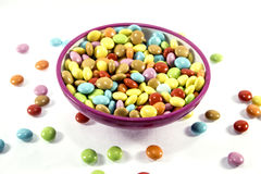 Colorful candies sweets Royalty Free Stock Photo