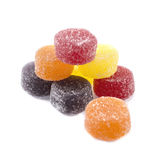 Colorful candies sweets Stock Photo